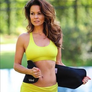 Baboosh Body Sports Wrap By Brooke Burke sz small